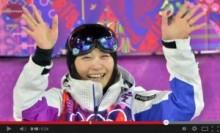 【エンタがビタミン♪】ソチ五輪モーグル4位の上村愛子選手とキャスター荒川静香の意外な関係。