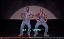 【イタすぎるセレブ達】ウィル・スミス、TV番組で司会者とヒップホップ・ダンスを披露!<動画あり>