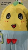 【エンタがビタミン♪】ふなっしーに優しかった堀内健に「感動!」の声が続々。無邪気に「中学校どこ?」と禁断の質問も。