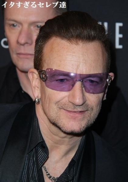 """【イタすぎるセレブ達】「U2」ボノ、ツアー宿泊先ホテルには自分のベッドを""""搬入""""させていた!"""