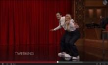 【イタすぎるセレブ達】キャメロン・ディアス、超人気番組で珍ダンスに挑戦。