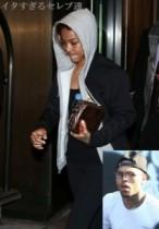 【イタすぎるセレブ達】クリス・ブラウン、恋人カルーシェに捨てられた理由は女癖の悪さだった。