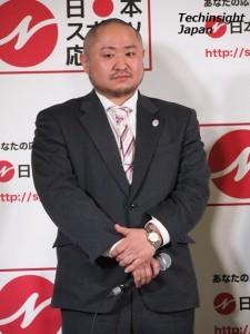 2008年北京パラリンピック柔道90kg級日本代表の初瀬勇輔選手