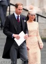 【イタすぎるセレブ達】英ウィリアム王子&キャサリン妃、長男の大事な瞬間を見逃す。