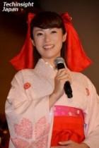 """【エンタがビタミン♪】深田恭子が""""女優業""""の魅力を語る。「毎回新しいことが学べる」"""
