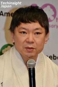 新CMの監督を務めた鈴木おさむ