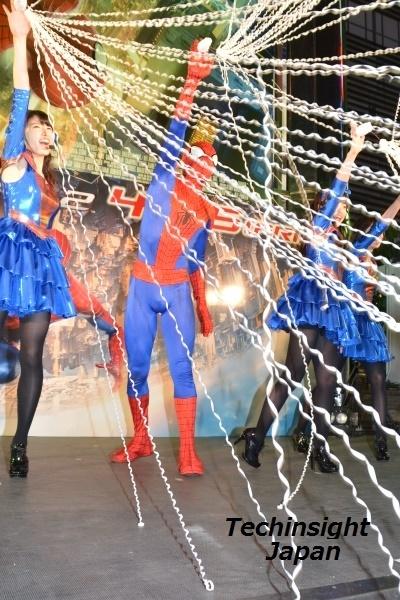 秋山美穂、スパイダーマン、橋本環奈、四宮なぎさ