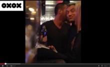 【イタすぎるセレブ達】ジュード・ロウ、ヘベレケ状態でブロンドモデル嬢に猛アタック!<動画あり>