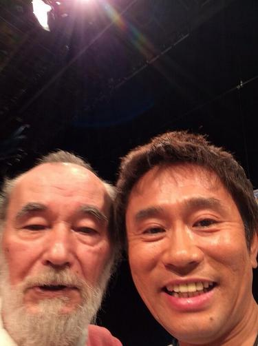【エンタがビタミン♪】ダウンタウン・浜田雅功と共演したミッキー・カーチスが告白。「今日は浜ちゃんから頭を…」