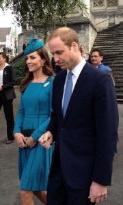 【イタすぎるセレブ達】ウィリアム王子、キャサリン妃の第2子妊娠をほのめかす?