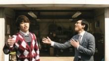 【エンタがビタミン♪】西川貴教×なだぎ武が『消臭力』新CMでアドリブ対決。ムチャぶりにボヤき「どれが正解なの?」