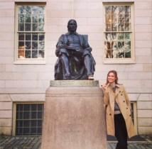 【イタすぎるセレブ達】タイラ・バンクスに続いて、あの下着モデルもハーバード・ビジネススクールで学ぶ!