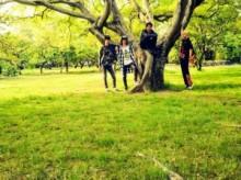 【エンタがビタミン♪】BUMP OF CHICKENが福岡・大濠公園に降臨してファン騒然。「バンプが散歩してた!」