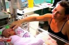 【豪州発!Breaking News】顔を2つ持った赤ちゃん生後19日で死亡。「それでも愛しい」と奇跡を信じた母親。(豪)
