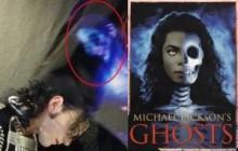 """【イタすぎるセレブ達】マイケル・ジャクソン亡霊写真!? そっくりさんイベントに""""GHOST""""現る。"""
