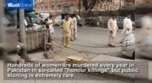 """【アジア発!Breaking News】愛する男性と勝手に""""でき婚""""。25歳娘が父、兄ら親類20人に殺害される。(パキスタン)"""