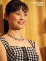 【エンタがビタミン♪】常盤貴子、最新作映画で「私は本当に変わりました」と舞台挨拶。