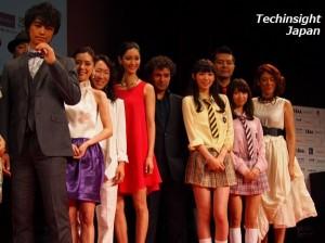 『ショートショートフィルムフェスティバル&アジア(SSFF&ASIA)2014』オープニングセレモニー