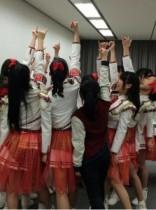 """【エンタがビタミン♪】橋本環奈の『Rev. from DVL』が""""博多どんたく2014""""の本舞台に登場。HKT48は出演せず。"""