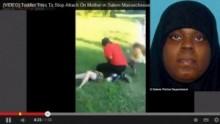 【米国発!Breaking News】黒人の女が白人女性を激しく暴行も周囲は止めず。動画公開で広がる波紋。白人至上主義への鬱積した憎しみか。