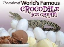 【アジア発!Breaking News】世界初!? ワニの卵で作られたアイスクリームがフィリピンのレストランにお目見え。