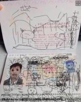 【アジア発!Breaking News】海外旅行中の父親悲鳴! 4歳児がパスポートにとんでもない悪戯書き。(韓国)