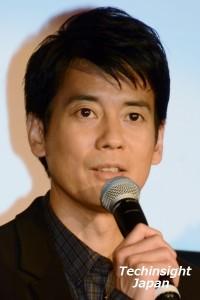 「(撮影中)結構怪我をした」と語る唐沢寿明
