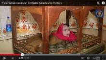 【アジア発!Breaking News】動物園で45年間人気No.1は「キツネ女」の見世物小屋。その芸人魂が話題に。(パキスタン)