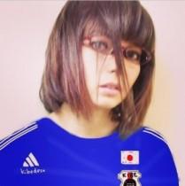 """【エンタがビタミン♪】ベッキーの""""木部さん""""がW杯日本代表・ザック監督にアピール。「いつでもピッチ立てます」"""