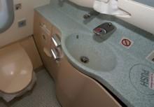 【アジア発!Breaking News】機内ビジネスクラスのトイレで盗撮した男を逮捕。(台湾)