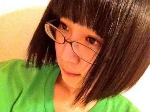 【エンタがビタミン♪】元AKB48・仲谷明香、「AKB初のメガネっ子アイドル」記事に異議。