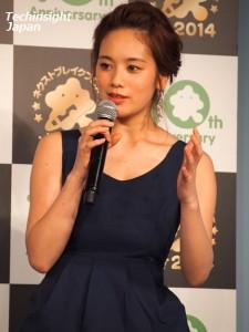 「坂上忍さんのブログのファン」と筧美和子