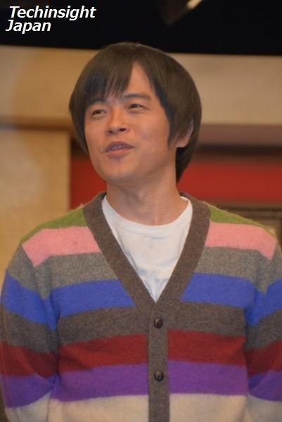 田村正和との共演にバカリズムが感激!