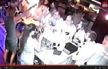 【EU発!Breaking News】リトアニアのバー、燃えるカクテル「ランボルギーニ」大失敗で客が大やけど。