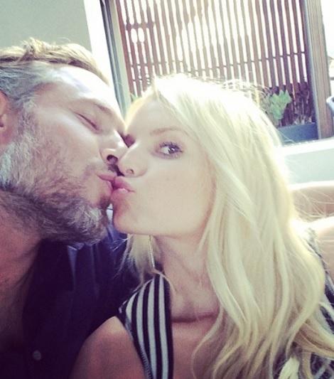 【イタすぎるセレブ達・Flash】ジェシカ・シンプソン、元NFL選手とついに子連れ結婚。