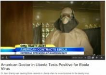 【アフリカ発!Breaking News】エボラ出血熱ついに死者670名。リベリアでは米国からの医師らが次々と感染。