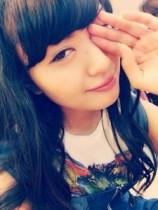 """【エンタがビタミン♪】AKB48・北原里英が""""小松菜奈""""風メイクに挑戦。「かわいい!」と好評。"""