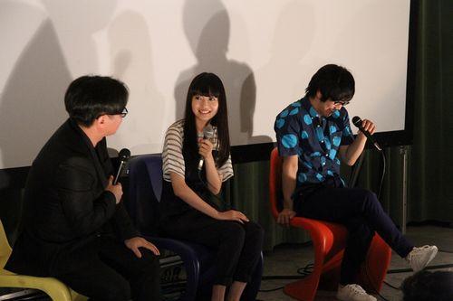 【エンタがビタミン♪】斎藤工監督も喜ぶ。ショートフィルム『半分ノ世界』で主演の田辺桃子・14歳に早くもオファー。
