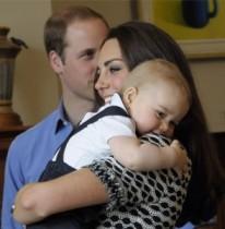 【イタすぎるセレブ達】英ウィリアム王子&キャサリン妃、長男1歳の誕生日のお祝いは?