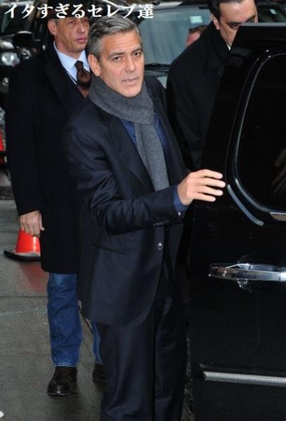 ジョージ・クルーニー53歳、優雅な年の取り方が話題に。