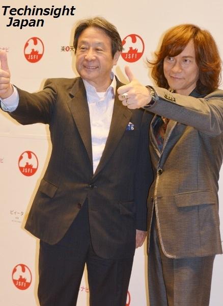 田中温先生とダイアモンド☆ユカイ