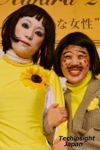 「移動中もずーっと一緒」芸人一の仲良しコンビ・日本エレキテル連合