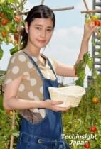 【エンタがビタミン♪】『あまちゃん』の橋本愛、農作業で「自分の弱さをはっきり思い知らされた」