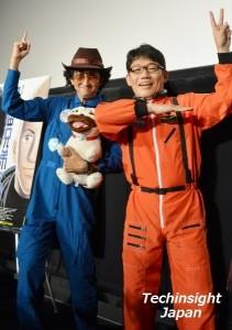 """【エンタがビタミン♪】飯尾和樹「原付免許とったついでに宇宙飛行士の資格も」。宇宙兄弟#0""""現実逃避""""シリーズを披露。"""