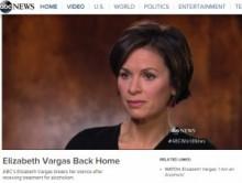 【米国発!Breaking News】アルコール依存を告白していた米ABCの人気女性キャスター、再度リハビリへ。