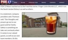 【米国発!Breaking News】洗浄液入りアイスティーをBBQチェーン店が提供。女性客が危篤。(ユタ州)
