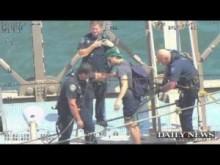 【米国発!Breaking News】自撮り写真のため、ブルックリン橋によじ登ったロシア人観光客を逮捕。(NY州)