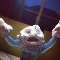 """【エンタがビタミン♪】蜷川実花が公開した""""息子制作の粘土マーン""""がホラーだと話題に。「こ、こわすぎる…」"""