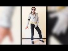 【南米発!Breaking News】「マイケル・ジャクソンに世界一似ている」と自負するブラジル人男性。<動画あり>