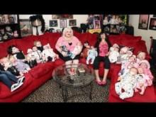【米国発!Breaking News】赤ちゃん人形作りに取りつかれたNYの女性。「リアルすぎて怖い」の声続出。<動画あり>